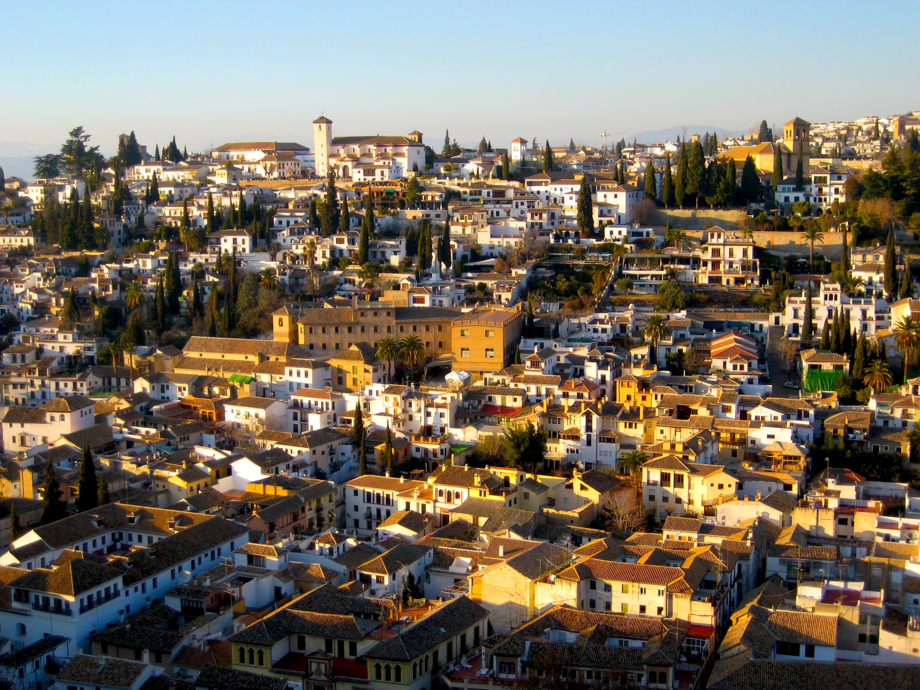 Granada Spain  city pictures gallery : Snapshot: Granada, Spain