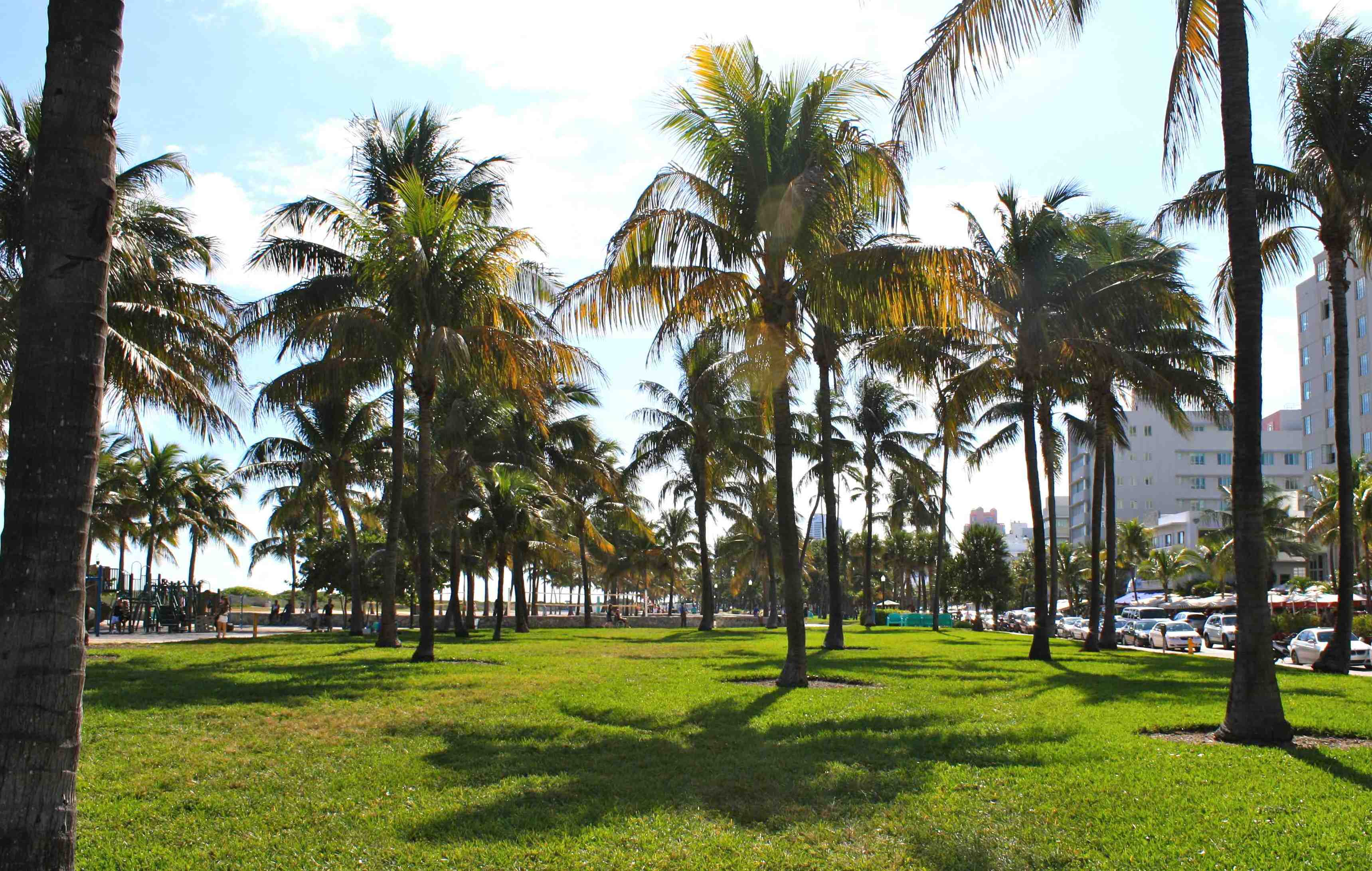 Lummis Park, Florida, Miami Beach, South Beach, Ocean Drive