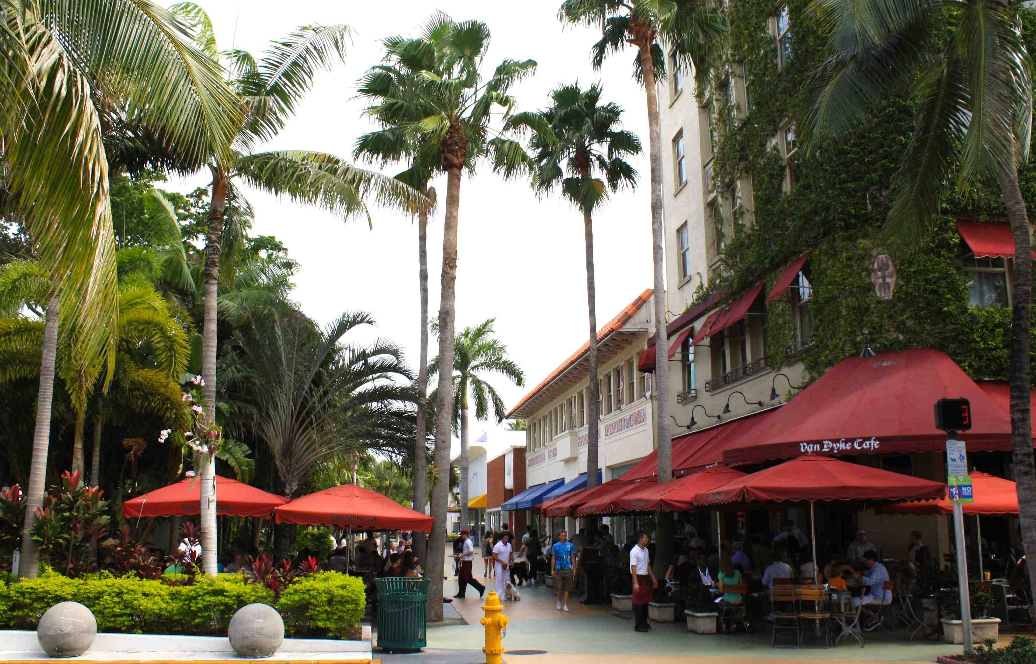Lincoln Road, Miami Beach, South Beach, Shopping