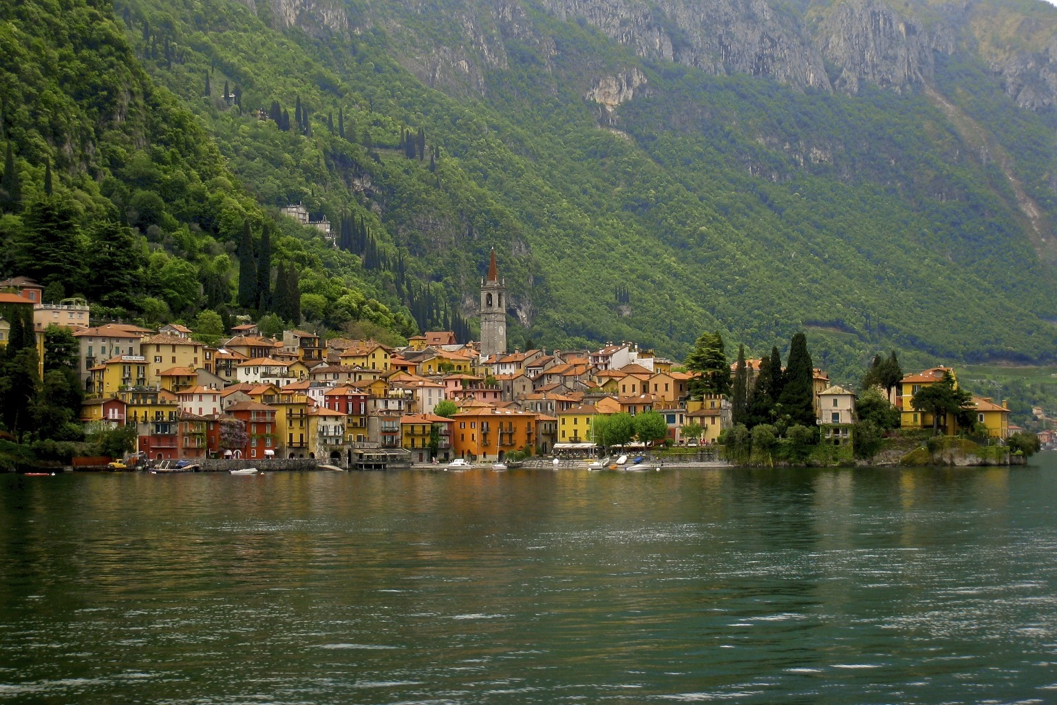 Greetings From Varenna Italy
